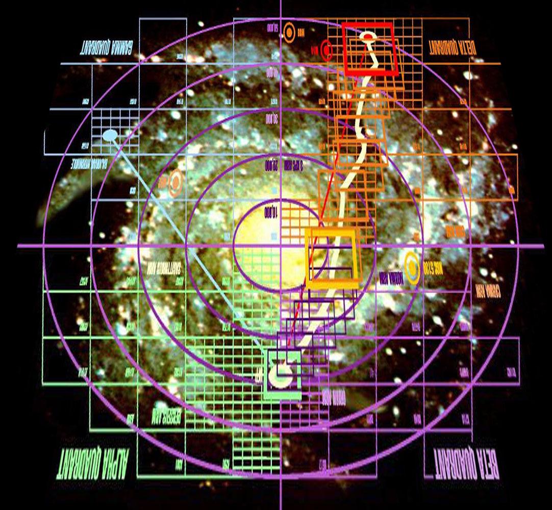 Star Trek Voyager Route Info